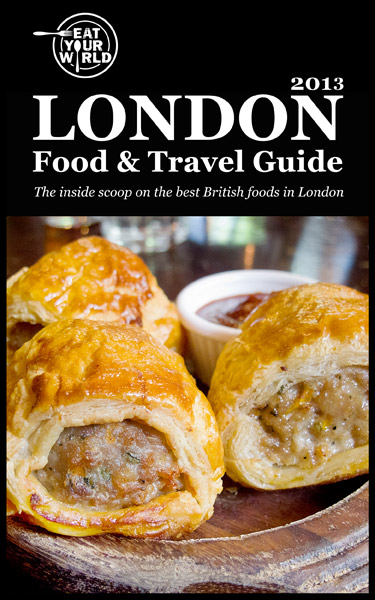 London Food & Travel Guide on Amazon.com