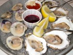 Rhode Island oysters and clams in Providence, Rhode Island