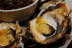 Baked Talaba (Oyster)