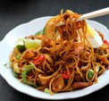 Fried Spicy Noodles with Mee goreng mamak